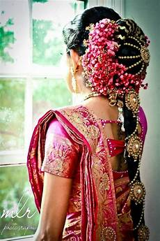 Hairstyle For South Indian Wedding