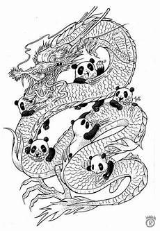 Ausmalbilder Erwachsene Panda Year Of The Panda Outline Ausmalbilder Ausmalen Und