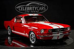 Shelby GT350 Tribute 1965 Ford Mustang Fastback
