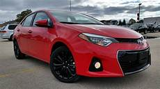 2015 toyota corolla 50th anniversary edition review youtube