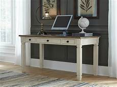 home office furniture dallas tx the bolanburg two tone home office desk sold at bailey s