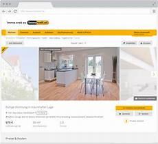 wohnung vermieten kosten immobilien inserieren immobilieninserat bei immowelt at