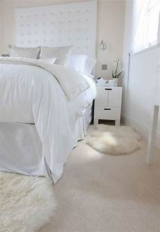 Carpet In Bedroom Ideas by Airy Bright Bedroom With Beautiful Carpet By Hardy
