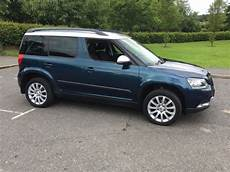 Used Black Skoda Yeti For Sale Borders