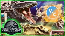 jurassic world quest for indominus rex pack review