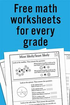 learning worksheets for free 18954 free printable math worksheets for preschool and every elementary grade homeschool giveaways