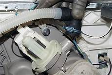 Dishwasher Hose And Wire Diagram by How To Replace A Dishwasher Drain Hose Repair Guide Help