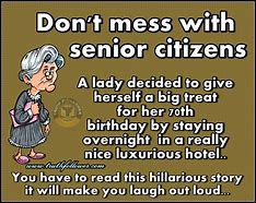 Image result for Senior Citizen Short Funny Quotes