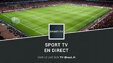 sport tv direct regarder sport tv live sur