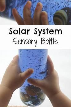 crafts worksheets 20315 solar system sensory bottle solar system for space activities for solar system crafts