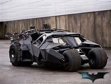 Batmobile Tumbler From Batman Begins  Car