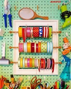 craft room pegboard accessory ideas craft room storage