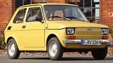 Fiat Modelle übersicht - fiat 126 autobild de