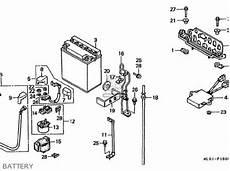 honda vfr400r 1986 g japan parts list partsmanual partsfiche