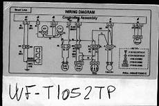 lavadora lg wf t1422tp cableado nuevo yoreparo