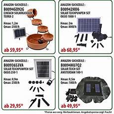 Kleine Wasserspiele Für Den Garten - gartenbrunnen solar brunnen solarteichpumpe solar