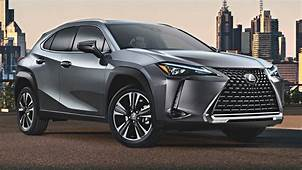 News  Lexus UX Arrives To Shake Up Crossover Scene