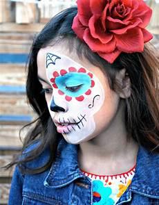 Sugar Skull Makeup For Pearmama