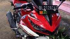 R15 Modif R25 by Yamaha R15 Modifikasi R25