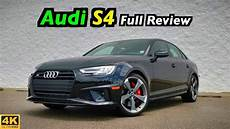 2019 audi s4 full review is the new black optic an m340i killer youtube