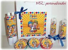 kit festa personalizada patati patat 225 msl personalizados elo7