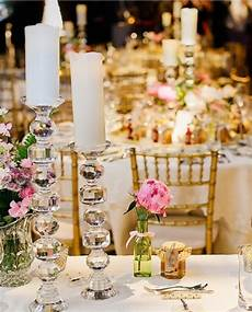 wedding reception table decorations candles wedding candle decorations archives weddings romantique