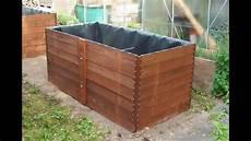 Hochbeet Selber Bauen Aus Holz Und Metall Raised Garden