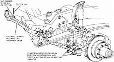 ford f 350 front strut diagram repair guides steering steering linkage autozone