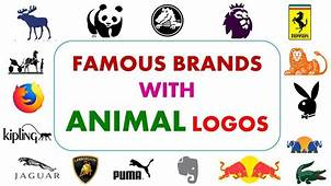 Famous Brands With Animal Logos  YouTube