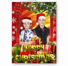 bars melody a5 christmas card with yellow envelope