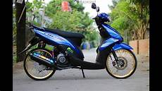 Modif Mio J Sederhana by Modifikasi Matic Yamaha Mio J Kece
