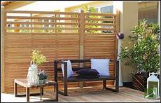 Terrassen Sichtschutz Holz Terrasse House Und Dekor