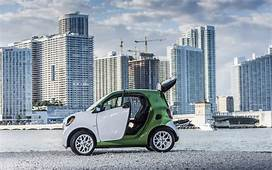 Mercedes Benz Announces Pricing On All New Smart Fortwo