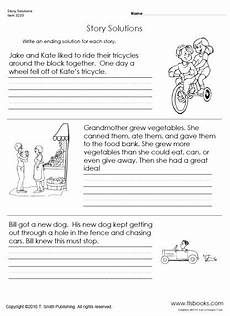 13 best images of problem and solution worksheets 3rd