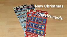 new christmas scratchcards youtube