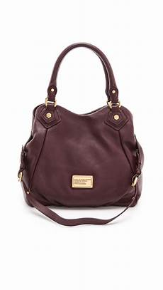 lyst marc by marc classic q fran bag in brown
