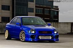 2003 Subaru Impreza WRX Need A Fast Car To Get Away