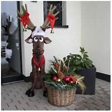 deko elch in sonstige weihnachtsdekorationen g 252 nstig
