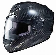hjc s new carbon race helmet mcn