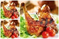Resep Ayam Bakar Madu Spesial Pedas Area Halal