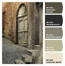 paint colors from chip it by sherwin williams old world