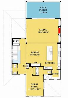 coastal house plans elevated plan 15238nc elevated coastal house plan with 4 bedrooms