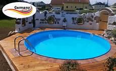 garten pool guenstig kaufen pool stahlwandbecken schwimmbecken pool profi poolwelt