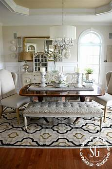 Size Of Rug For Dining Room