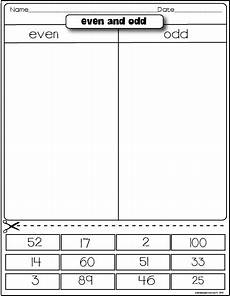 decimal numbers worksheet 7221 even and freebie math sort grade math even and