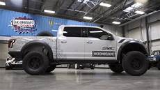 Ken Block Shows His New Upgraded Ford Raptor At Moab