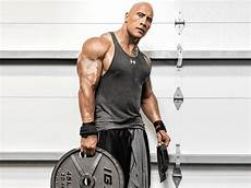 Dwayne The Rock Johnson Height Weight Measurements