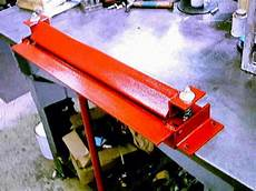 brake sheet metal bender slip roller sand tools 3 plans ebay