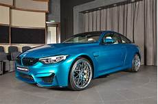 unique color combos make this bmw m4 a one of one