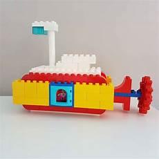 hier siehst du ein u boot aus lego 174 duplo das uns